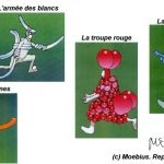 VARIOUS PROJECTS | Opening ceremony World Cup Football Competition 1998 Vincent FILLIOZAT, dessins de Moebius, Cirque Plume